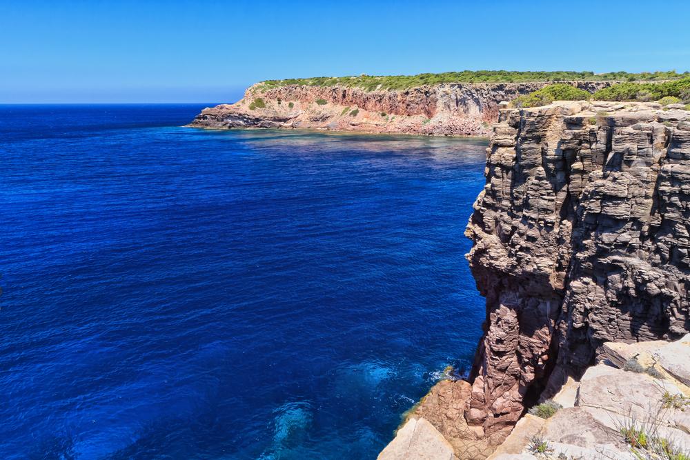 Mezzaluna Gulf Sardinia