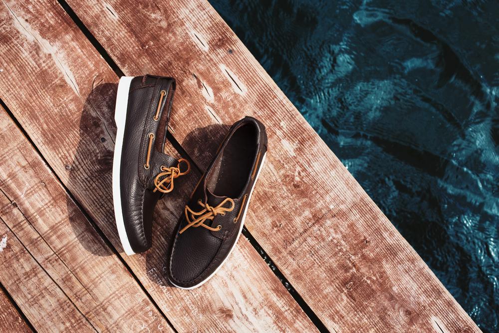 sailing shoes